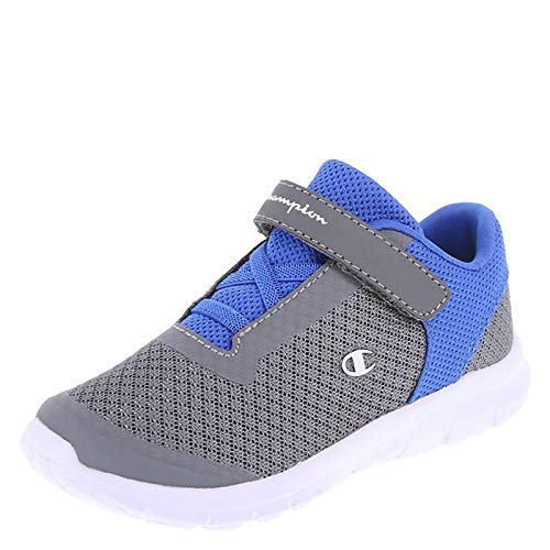 Champion Gusto Cross Trainer para niños, Gris (gris, (Grey Royal)), 23 EU