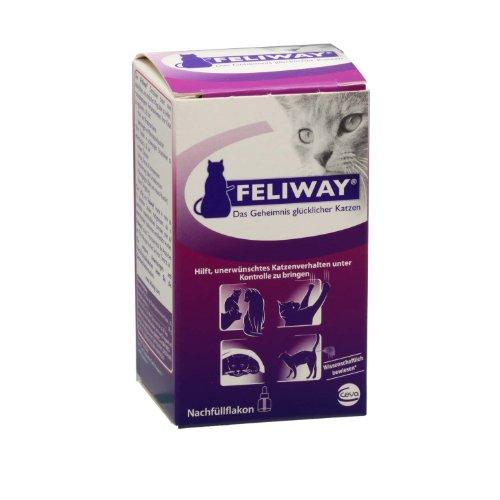 CEVA Feliway Recharge Nachfüllflacon 48 ml