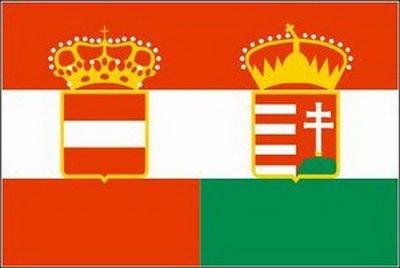 Flagge Fahne Österreich-Ungarn 90x150cm