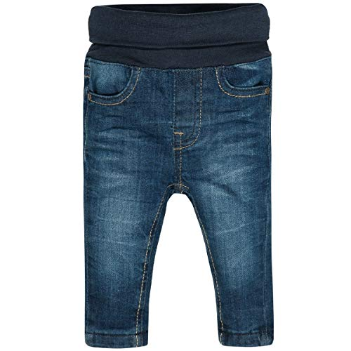 Staccato Unisex Baby Jeans | atmungsaktiv & weich | Regular Fit | Blue Denim 68