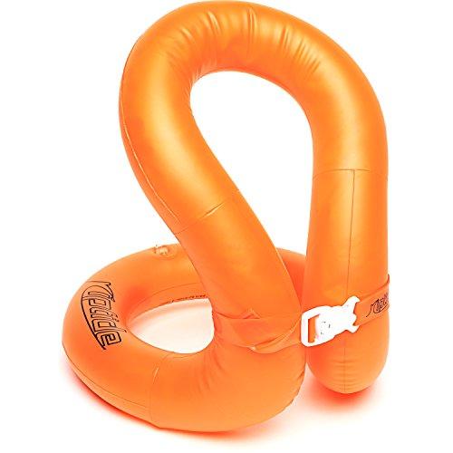 Riptide Salvagente - Gilet da Nuoto (Arancione, 60-90kg)
