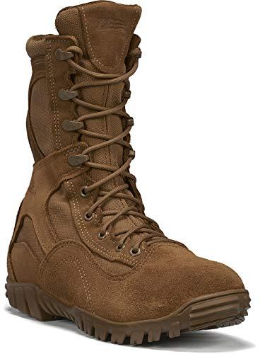 B Belleville Arm Your Feet Men's C793 Waterproof Assault Flight Boot, Coyote - 10 W