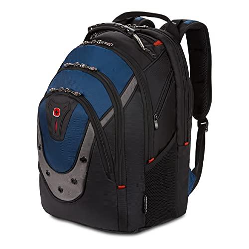 "Wenger 600638 Ibex - Mochila para portátil de 17"", color azul"