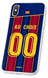 MYCASEFC Personalised Barcelona Barca Football Silicone
