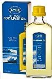 Lysi Cod Liver Oil - Omega 3 Natural Flavor - Rich in EPA, DHA and Vitamin A, D, E - 240 ml Aceite de Hígado de bacalao