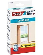 tesa Insect Stop Malla Mosquitera STANDARD - Mosquitera Autoadhesiva - Recortable al Tamaño Deseado