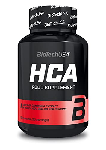 BioTech Hca Perdedores de Grasa - 100 gr