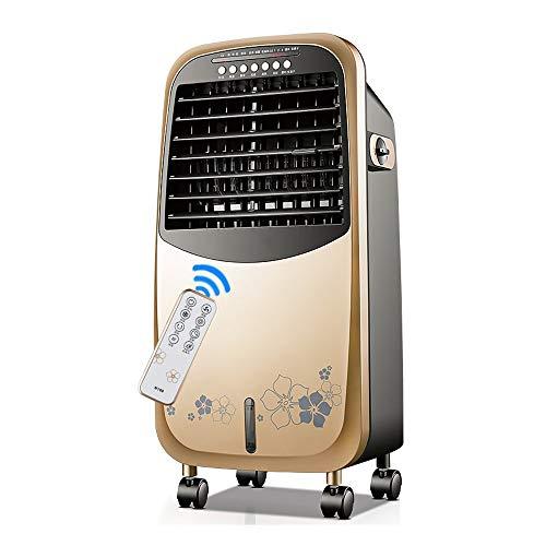 XLKP888 Aire Acondicionado portátil Ventilador Calefacción y enfriamiento Aire Acondicionado de Doble Uso Ventilador de enfriamiento Ventilador de Agua Control Remoto Refrigerador