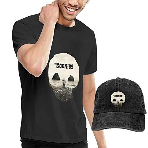 Baostic Camisetas y Tops Hombre Polos y Camisas, The-Goonies...