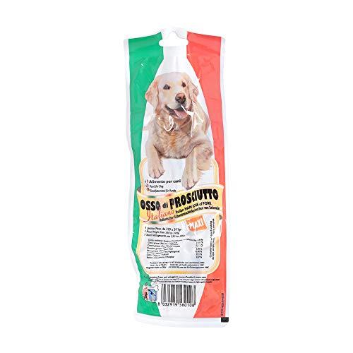 Osso Grande Di Prosciutto Sottovuoto Per Cani, Da 330 A 390 G