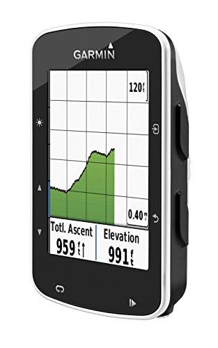 Product Image 10: Garmin Edge 520 Bike GPS (includes Heart Rate Monitor Strap, Cadence sensor & Speed sensor)