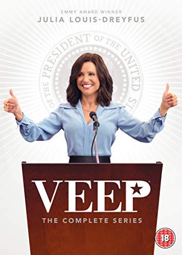Veep: The Complete Series [DVD] [2012] [2019]
