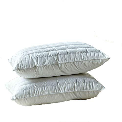 North King Almohada confort de anti-sudor bienestar almohada almohada, almohada (2)