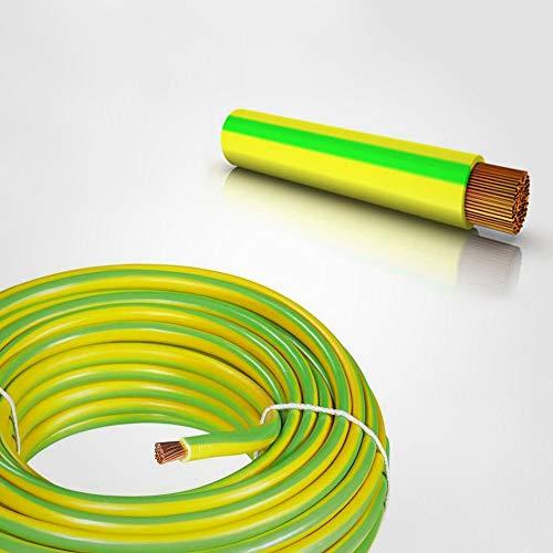 Cable para Alarma APANTALLADO Cobre 0,50 2 X 6 X 2 MM² 0,22 100 M, 6 Pines