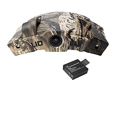 LiDCAM LC-WF Hands Free Digital Camouflage Action Camera, 1080P HD Wi-Fi with Full Audio from Outdoor Product Innovations, Inc.