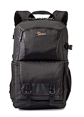 "Lowepro Fastpack BP 250 AW II - A Travel-Ready Backpack for DSLR and 15"" Laptop and Tablet from Lowepro"