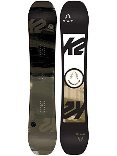 Herren Freestyle Snowboard K2 Www 156 2017