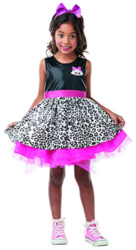 Rubie' s direction LOL sorpresa. Diva Deluxe costume, Multicolore, L