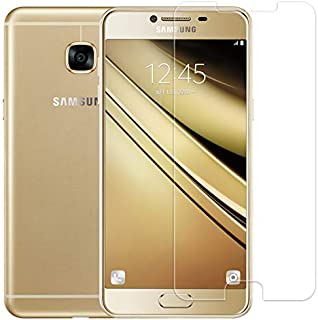 Samsung Galaxy C7 Tempered Glass Screen Protector
