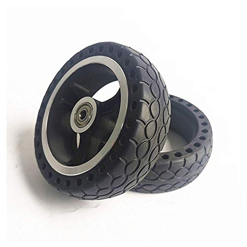 XYSQWZ Neumáticos Duraderos Neumáticos De Nido De Abeja De 55 Pulgadas Neumáticos Antideslizantes Resistentes Al Desgaste De 55 X 15 Diámetro Interior De La Rueda De Aleación De Aluminio De 8 Mm