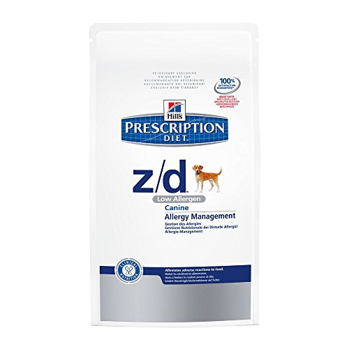 Hills Prescription Diet z/d Canine Low allergen mangime Secco per intolleranze Alimentari kg.2