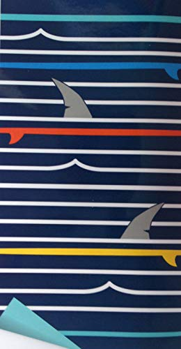 Bassetti - Telo Mare Microfibra DOGFISH cm. 90x170 Stampa Digitale.