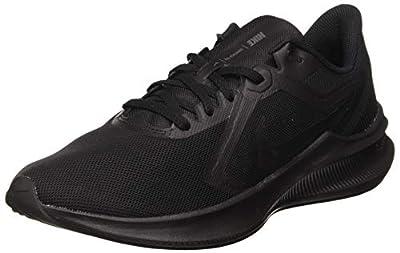 Nike Downshifter 10, Men's Running Shoe, Black/Black-Iron Grey, 9 UK (44 EU)