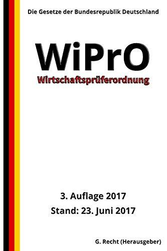 Wirtschaftsprüferordnung - WiPrO, 3....
