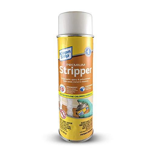 Premium Spray Stripper Aerosol Non-Methylene Chloride 16 oz, Removes Latex,...