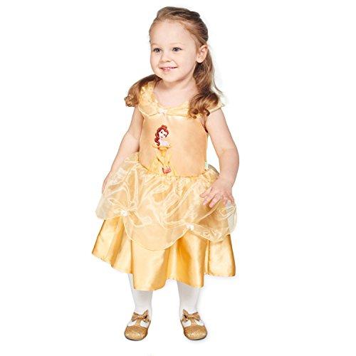 Amscan - DCPRBEG06 - Costume - Belle - 6-12 Mois