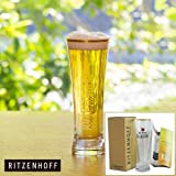 RITZENHOFF リッツェンホフ クリスタルビアグラスCrystal Beer Glass 101