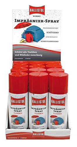 Ballistol Set Display Pluvonin, 25040