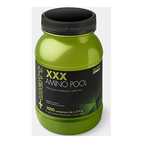 XXX Amino Pool - 1000cpr - +WATT - Aminoacidi ramificati in compresse di qualità Kyowa