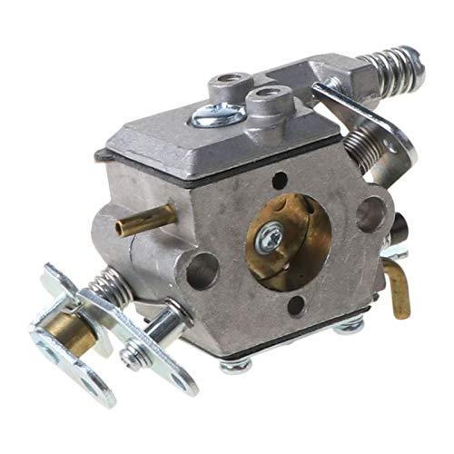 liutao Carburador Motor de Gasolina Carburador WT-89 WT891suitable Compatible con Partner350 Chainsaw C1U-W14 Herramienta de Ajuste de carburador Partes del Motor