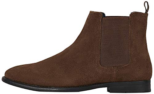 find. Arbor_hs01, Herren Chelsea Boots, Braun (Chocolate Brown), 40 EU