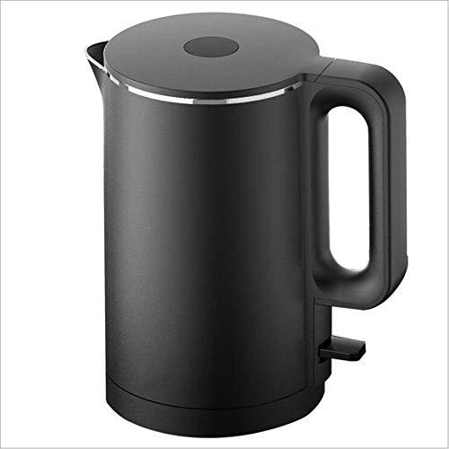 HHR Elektrische waterkoker, roestvrijstalen waterkoker automatische stop anti-burn intelligente temperatuurregeling veilig en nauwkeurig ketel familie hotel 1.8 liter