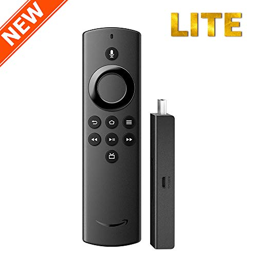 Introducing Fire TV Stick Lite with Alexa Voice Remote Lite | Stream HD Quality Video | 2020 release