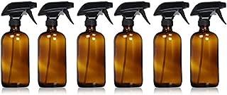 Best small amber spray bottles Reviews