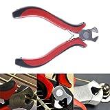 Accesorios de repuesto para guitarra, cortador de accesorios, tijeras, alicates, pinzas de traste, herramienta de extracción, accesorios Como se muestra en la imagen.