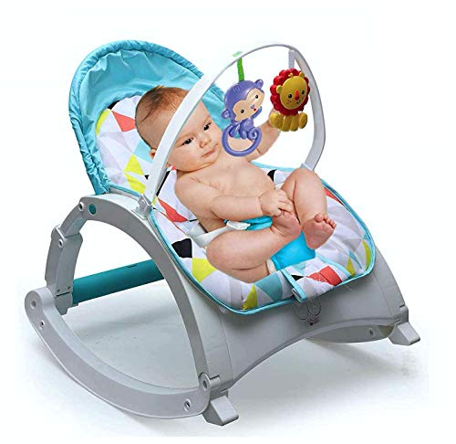 Fiddlys Baby Bouncer Cum Rocker