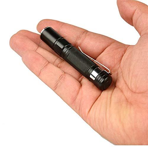 nobrand WENTINGLIN Mini Penlight Torcia della Torcia Tascabile Luce Impermeabile del LED della Torcia elettrica telescopica Zoom Messa a Fuoco Penna Tipo Torcia con la Penna della Clip