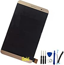 General LCD + TP Replacement For Huawei Honor X2 MediaPad X2 GEM-703L GEM-703LT Display Touch Screen digitizer glass Assembly (Gold no frame)