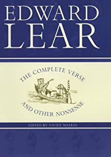 The Complete Verse and Other Nonsense (Penguin English Poets)