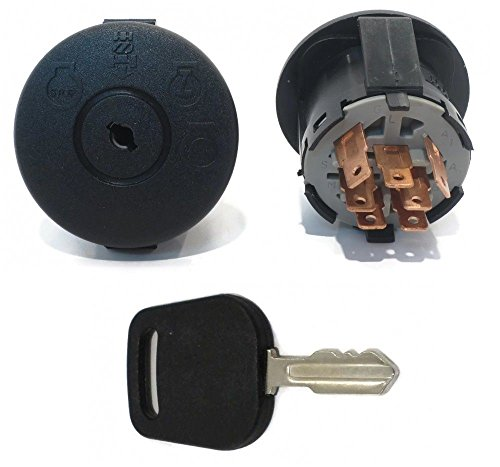 WeAtSweetHome New Ignition Starter Switch & Key fits AYP Sears Craftsman Poulan 193350 Lawn Mower