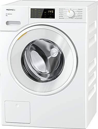 Miele WSD 123 WCS Frontlader Waschmaschine / 8 kg Schontrommel / Glättfunktion - Vorbügeln / Kapseldosierung - CapDosing / Watercontrol-System / 1400 U/min[Energieklasse A]