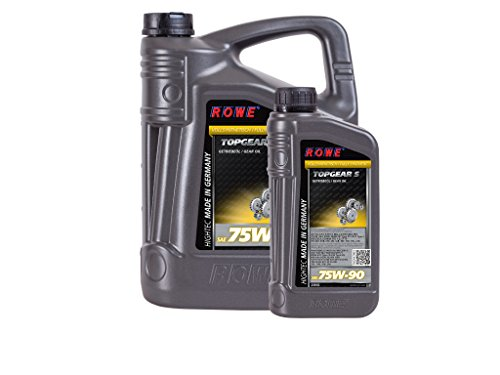 6 (5+1) Liter ROWE HIGHTEC TOPGEAR SAE 75W-90 S