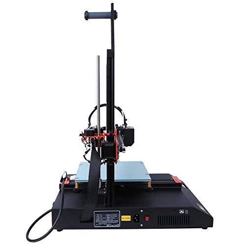 Piattaforma di stampa 3D Kit Anet ET4 Stampante industriale 3D Piattaforma di stampa desktop per uso domestico ad alta precisione(EU Plug 220V)