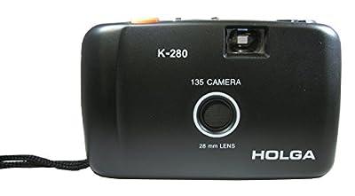 Holga K-280 Plastic 135 (35mm) Camera with 28mm Lens by Holga