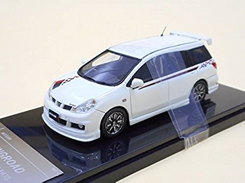 WIT'S 1 43 WINGROAD NISMO SPORTS PARTS Weiß Pearl (japan import)