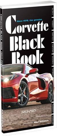 Corvette Black Book - 2019 Edition